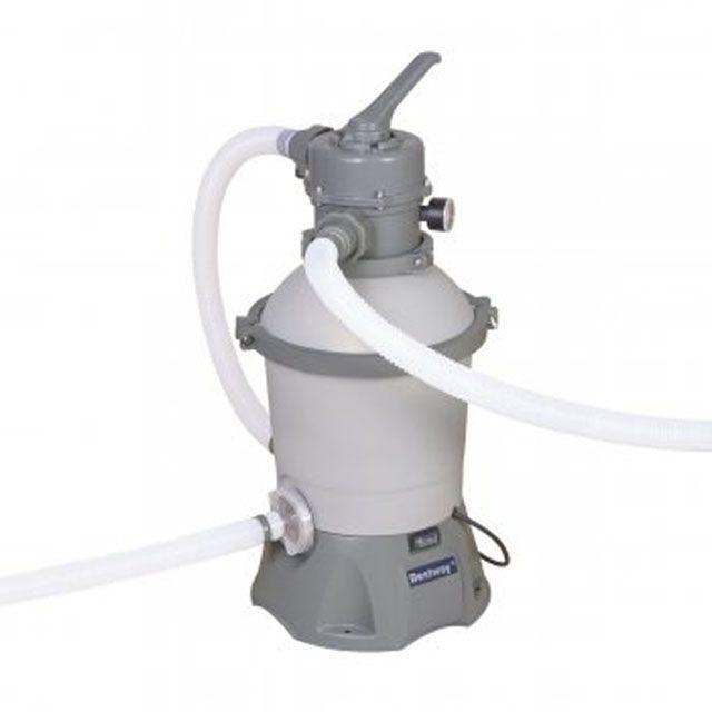 Písková filtrace k bazénům 220 - 240V
