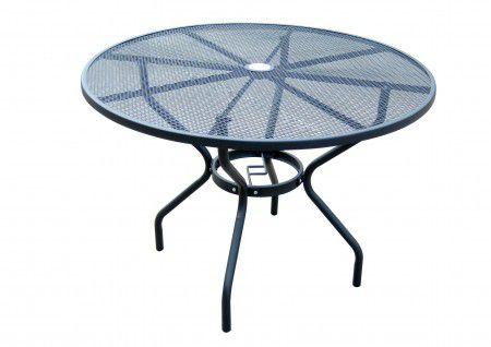 Zahradní kovový stůl ZWMT-51