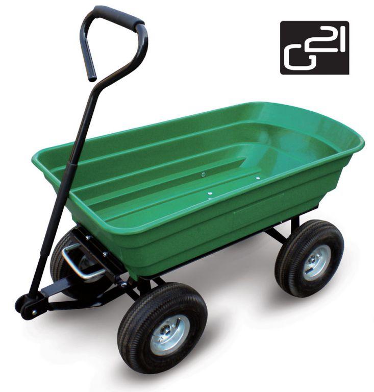 Zahradní vozík G21 GA 75