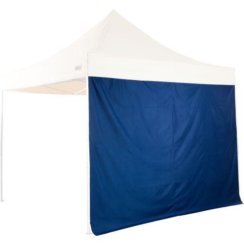 Sada 2 bočních stěn na stan 3x3 STILISTA modrá